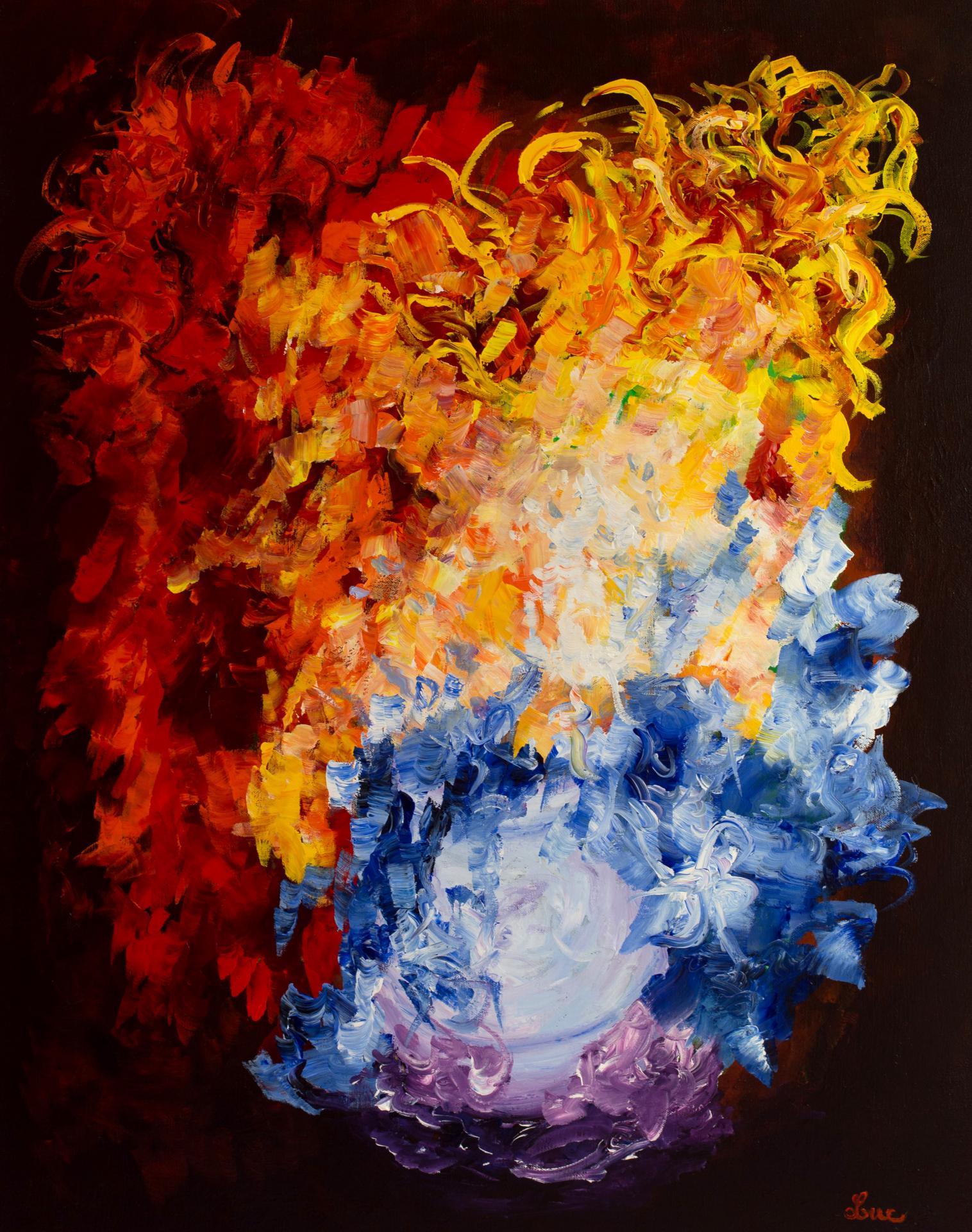 L explosion de la fleur 1