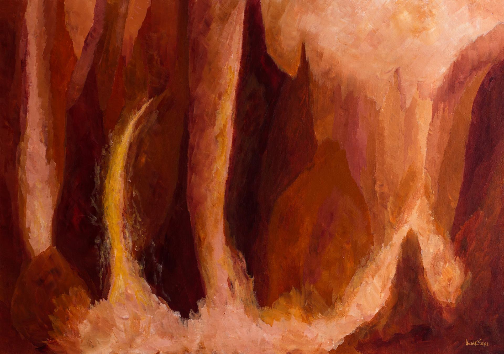Le canyon 2